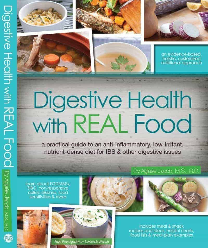 Reseña Digestive Health With Real Food de Aglaée Jacob
